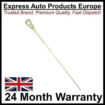 Oil Dipstick replaces FORD Fiesta Mk5 Fusion 1.4 TDCI (DV4DT) Dip Stick