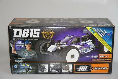 HB 114615 D815 Ty Tessmann Worlds Edition 1:8 Competition Offroad Buggy