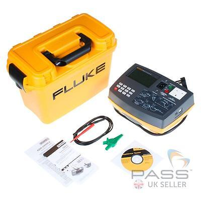 NEW Fluke 6200-2 PAT Tester - Revamped For Easier Use with Additional Functions