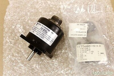 Data Technology DT25-1000-20/12-FA-00 DataTorque Encoder w/Connector New Surplus