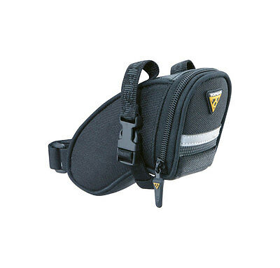 Topeak Aero Wedge Pack - Strap - Saddle Bag - Micro