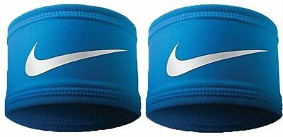 Nike Speed Performance Armbands Royal Blue With White Swoosh NWT