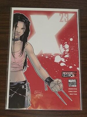 X-23 #1 Limited Edition Cover Marvel Wolverines Daughter Logan Movie March 2005
