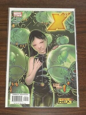 X-23 #5 Marvel Comics Wolverines Daughter Logan Movie June 2005