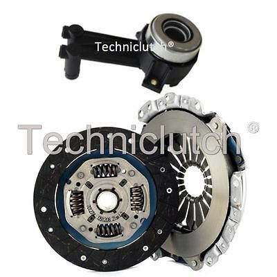 Ecoclutch 2 Part Clutch Kit With Csc For Ford Ka Hatchback 1.3I