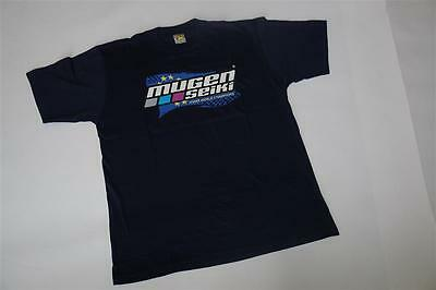 Mugen Seiki T-Shirt Navy blue Gr.L Collection 2017, Mugen T Shirt MBX,MRX,MTX,