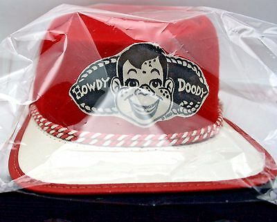 Howdy Doody Cap / Hat Vintage Collectible Cap Mint Condition Retired