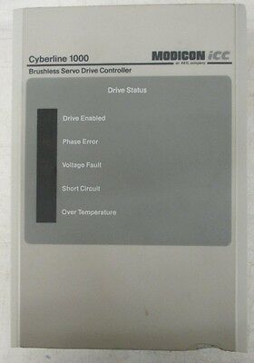 Modicon Cyberline 1000 Servo drive 110-0093 DRV CL113 30/60Amp