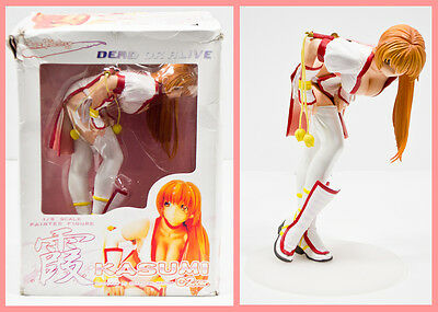 Max Factory Dead or Alive Kasumi in White 1/6 Scale Painted PVC Figure w/ Box