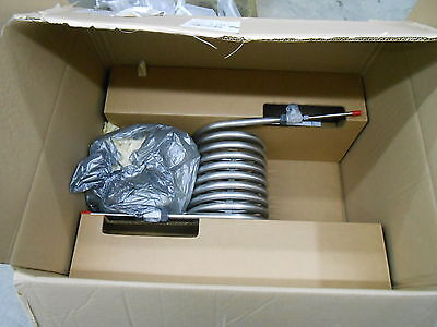 Sentry Dtc-Ssc/ssc-6-1-1-X Dual Tube Coil Heat Exchanger P.n. 7-03515J