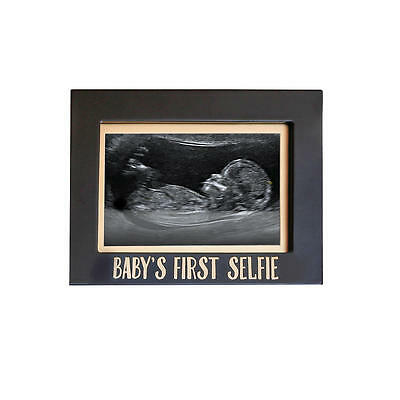Pearhead Baby's First Selfie Sonogram Photo Frame