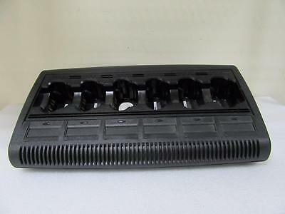 Motorola Impres WPLN4121BR 6-Unit Adaptive Charger Base w/ Power Cord