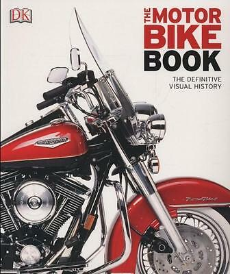 NEW The Motorbike Book By Jemima Dunne Paperback Free Shipping