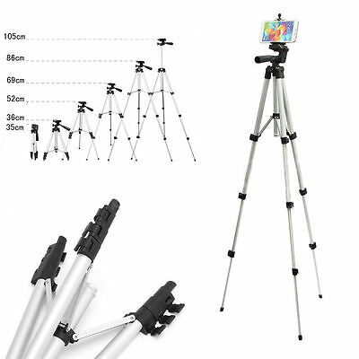 Portable Professional Travel Aluminium Tripod /Monopod Ball Head for DSLR Camera