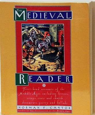 The Medieval Reader: First Hand Accounts Of The Middle Ages - Norman F. Cantor -