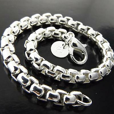 A182 Genuine Real 925 Sterling Silver S/f Solid Unisex Cuff Bracelet Bangle