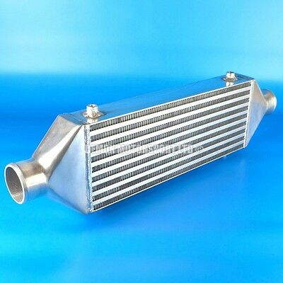 """FMIC Front Mount Alloy Intercooler 420 x 160 x 65mm Core Universal (2.5"""" In/Out)"""