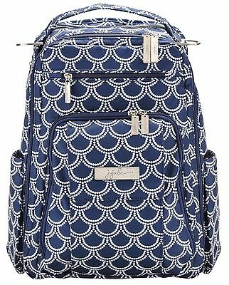 Ju Ju Be Coastal Be Right Back Backpack Baby Diaper Bag Newport NEW