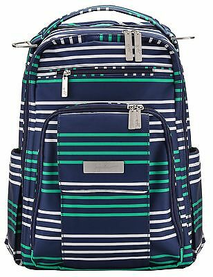 Ju Ju Be Coastal Be Right Back Backpack Baby Diaper Bag Providence NEW