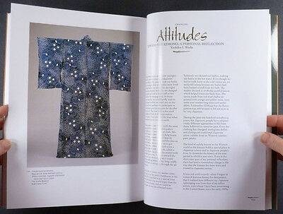 Traditional Japanese Kimono in America -a Textile Museum Exhibition Catalog