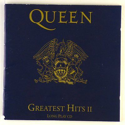 CD - Queen - Greatest Hits II - A4001