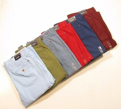 Tommy Hilfiger Men's Light Weight Cotton Custom Fit Chino Pants