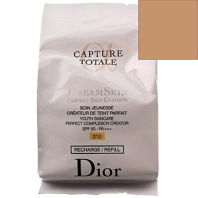 Dior Capture Total Dreamskin Perfect Skin Cushion Refill 020 SPF50 for women