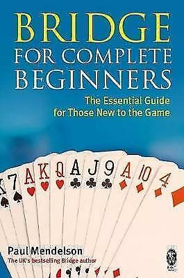 Bridge for Complete Beginners,New Condition