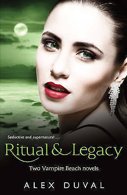 Vampire Beach 2-in-1 Bind up - Ritual & Legacy by Duval, Alex