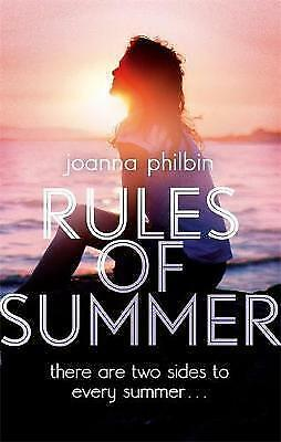 Rules of Summer by Philbin, Joanna