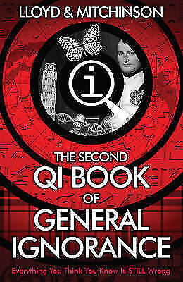 QI: The Second Book of General Ignorance,New Condition