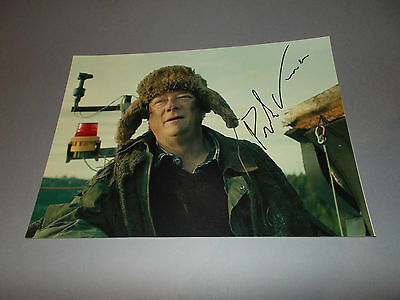 Peter Kurth Tatort  signiert signed autograph Autogramm auf 20x28 Foto in person