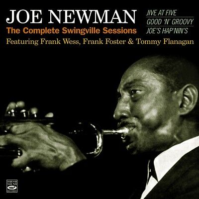 Joe Newman: THE COMPLETE SWINGVILLE SESSIONS (3 LPS ON 2 CDS)