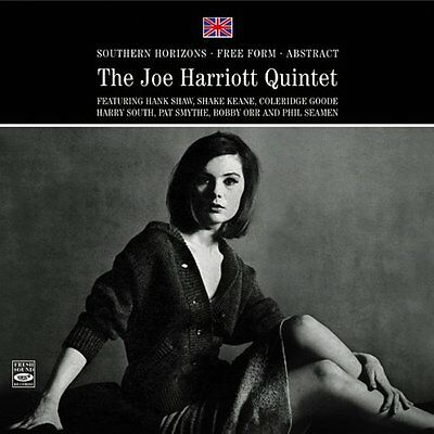 Joe Harriott Quintet: Southern Horizons + Free Form + Abstract (3 Lps On 2 Cds)