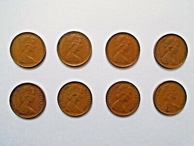 2p New Pence Coins - Choose coin from 1971 1975 1976 1977 1978 1979 1980 1981