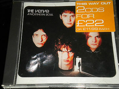 The Verve - A Northern Soul - CD Album - 1995 - 12 Great Tracks