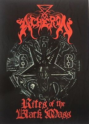 Acheron - Rites Of The Black Mass ++ FLAG, FLAGGE ++ 70x100cm ++ NEU !!