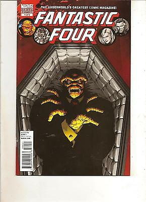 Fantastic Four #584 1/15 Vampire Thing Variant Cover Retailer Incentive