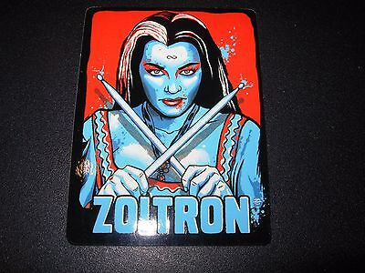 "ZOLTRON Art Sticker 2.75"" MOM like art from poster print"