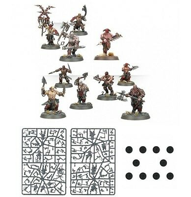 Warhammer Quest Shadows Over Hammerhal 10 x Chaos Bloodreavers - Age of Sigmar