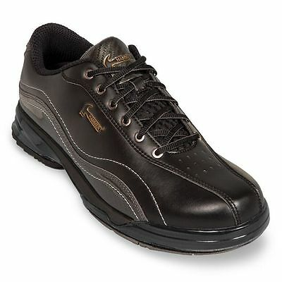 Hammer Force BLACK Mens Right Handed Interchangeable Bowling Shoes