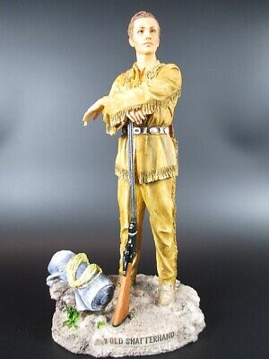 Old Shatterhand 26 cm Figure, Veronese Collection, Karl May License, NEW