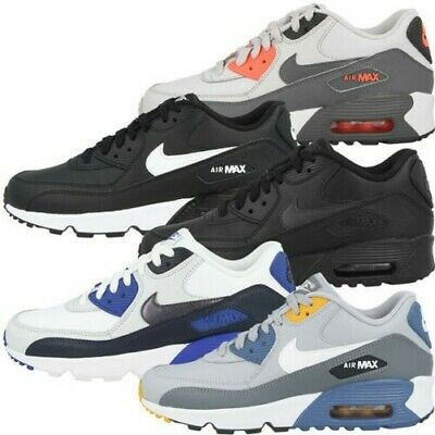 purchase cheap 43808 0b618 Nike Air Max 90 Leather GS Donne Scarpe da Ginnastica per il Tempo Libero