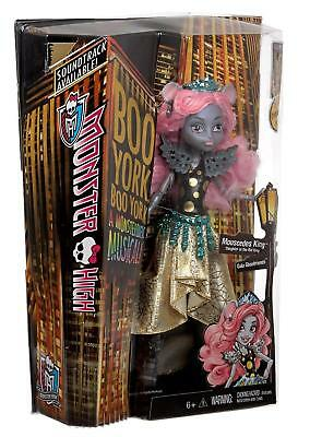 Monster High Boo York Gala Ghoulfriends - Mouscedes King Doll - CHW61 - New