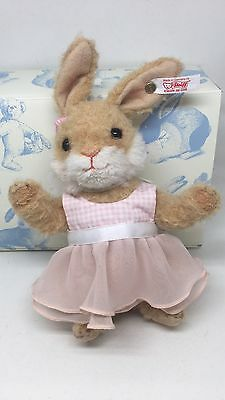 "Steiff ""Valerie"" Ltd Edition Rabbit EAN:034589 - 2013"
