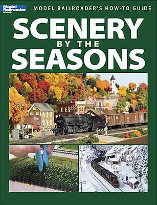 Kalmbach Book 12455 Scenery By The Seasons