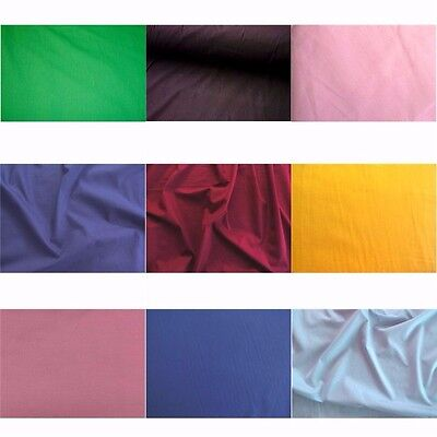 "60"" Inch Cotton Polyester Broadcloth Fabric Quilting Sheets Poly Cotton"