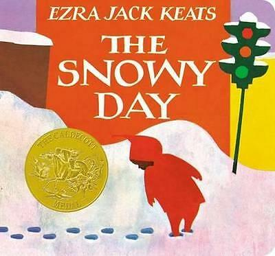 NEW The Snowy Day By Ezra Jack Keats Board Book Free Shipping