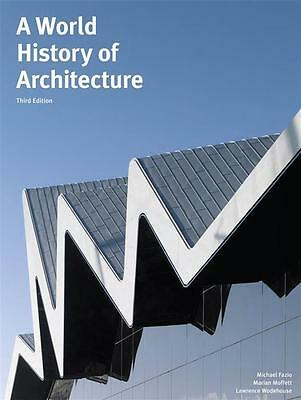 NEW A World History of Architecture By Michael Fazio Paperback Free Shipping