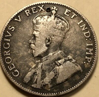 Canada - George V - 25 Cents - 1911 - FREE SHIPPING!
